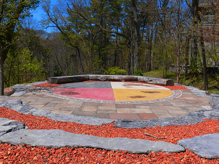 Outdoor Classroom and Community Gathering Space